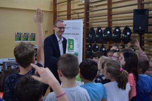edukacja ZSEE baterie szkoła